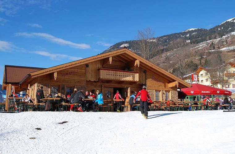 Skihütte Thomaselli