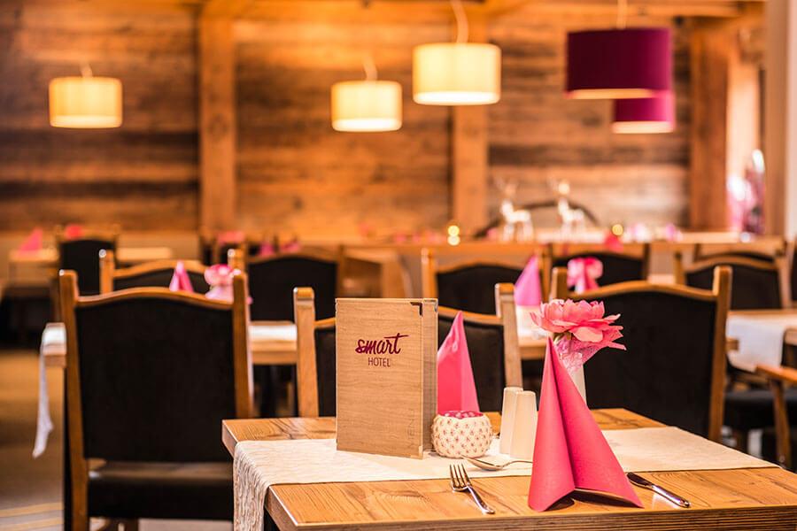 Restaurant im smartHOTEL