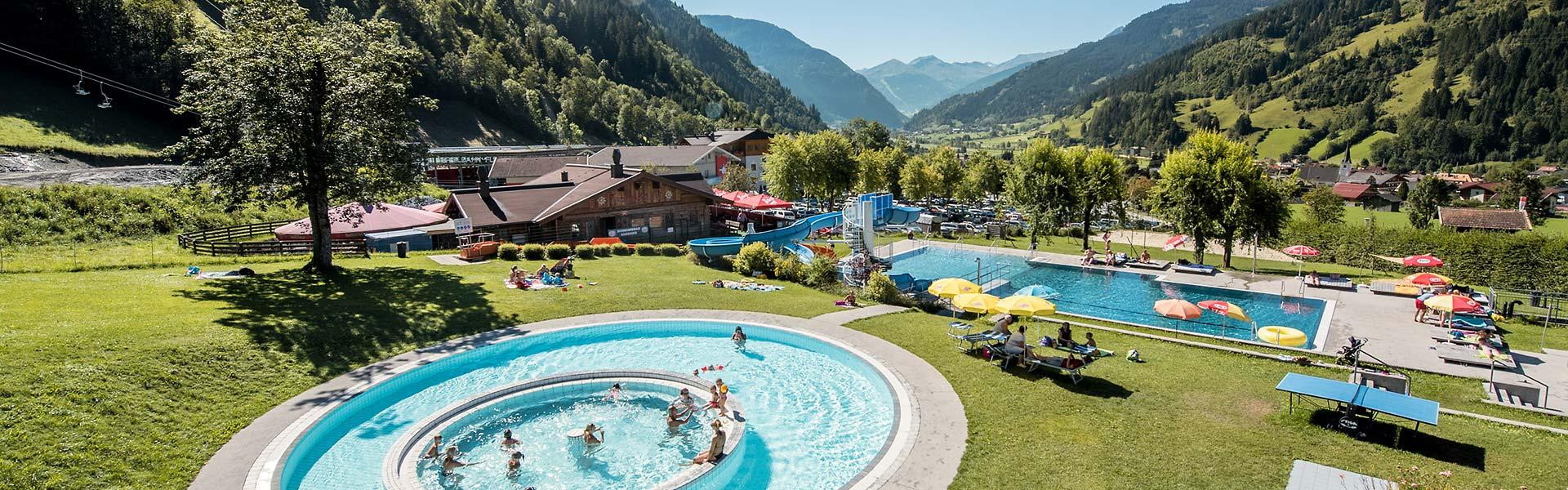 Solarbad in Dorfgastein